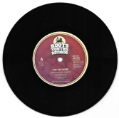 Jennifer Paulos meets Mat Disound - I Say No More / Chazbo - Silence Is Golden (Roots Youths) 7""